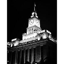 "Shanghai's Bund Clock Tower 5.5""X4"" NC with envelope, The Bund, Shanghai, China"