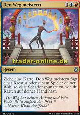 2x Den Weg meistern (Master the Way) Khans of Tarkir Magic