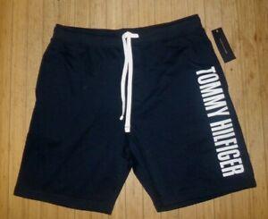 NWT Mens Tommy Hilfiger Lounge / Sweat Shorts~NAVY~SZ XL
