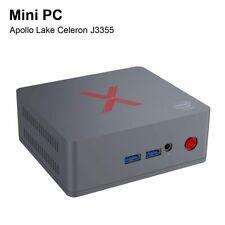 BT3 X Mini PC 4GB RAM 128GB+64GB SSD Windows 10 PRO Intel Celeron J3355 4K HDMI