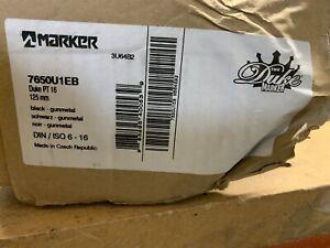 Marker Duke PT 16 binding 125mm Brake NEW damaged box