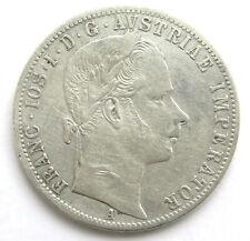 1 Florin 1865 A, Franz Joseph I. (1848-1916)