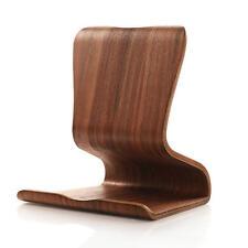 SamDi Echt Holz Tablet PC Tisch Halterung Ständer Halter für iPad Pro Galaxy Tab