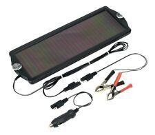 Sealey SPP01 12v Car,Van,Boat,Caravan,Camper Solar Panel Trickle Battery Charger