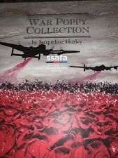 More details for war poppy collection - by jacqueline hurley - ssafa armed forces charity 4 coins
