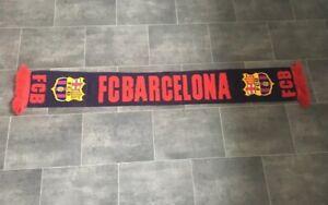 FC BARCELONA FOOTBALL SCARF