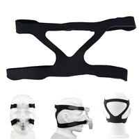 Headgear Gel Full Mask Replacement Part CPAP Head band for Resmed comfort off Gy
