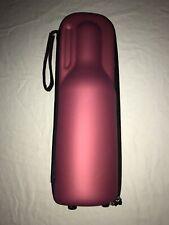 Rabbit WINE TREK Portable Insulated Zip Wine Bottle Cooler Includes Chiller Wrap