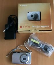 Canon PowerShot A3200 IS 14.1MP Digital Camera - Silver