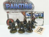 Star Wars Legion -  Rebel Troopers (Core Set) - Painted (756)