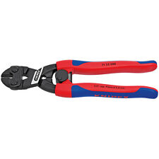 Knipex 49197 Knipex 200mm Cobolt® Compact Bolt Cutters with Sprung Handle