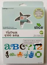 New Making Memories Slice Design Card - Under the Sea