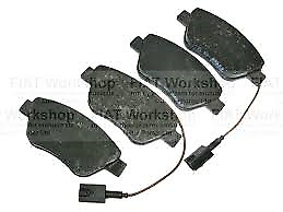 Brake Pads Set Front Genuine Fiat 500 2007- 77365857