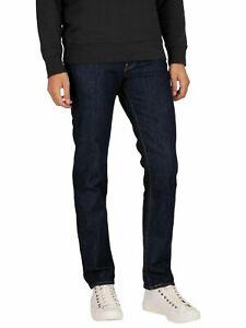 Men's Levi's Jeans 511 Slim Fit Jeans  Indigo Blue  W34 x L30