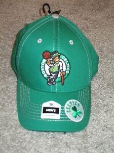 Boston Celtics NBA Basketball Adjustable Hat Cap Lucky Green
