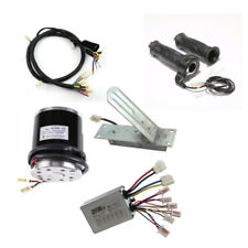 800W Brush Motor Controller Pedal Throttle Grip Wire Electric Scooter Bike 36V