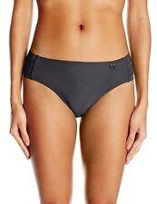 Body Glove Women's Smoothies Contempo Full Coverage Bikini Bottom BLACK SZ L