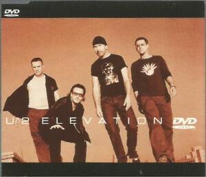 U2 - Elevation 2001 DVD single
