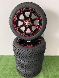 Golf Cart Alloy Wheels , Club Car, Ezgo, Yamaha, EMC