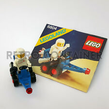 Set 100% Completo LEGO 6804 - Surface Rover - 1984 Space Classic Lotto KG