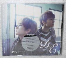 DONGHAE & EUNHYUK Present 2015 Taiwan Ltd CD+Card w/bonus trk (Super Junior)