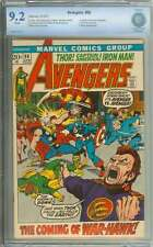 AVENGERS #98 CBCS 9.2 WHITE PAGES