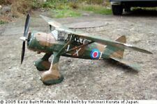 Westland Lysander #FF78 Easy Built Balsa Wood Model Airplane Kit Rubber Powered