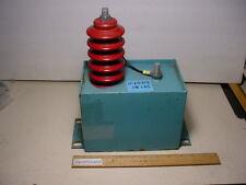Hipotronics high voltage capacitor .05 uf  40 KVDC