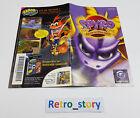 Nintendo GameCube Spyro Enter The Dragonfly Notice / Instruction Manual