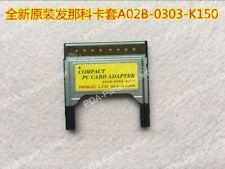 New CF Card Slot FANUC A02B-0303-K150 Pcmcia Card Compact PC Card Adapter