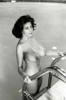 Vintage Skinny Dipper Photo 732 Oddleys Strange & Bizarre