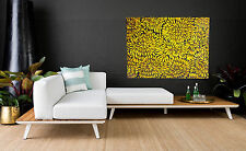 Art Painting Original 120cm Flowers Change colours Australia Modern Canvas