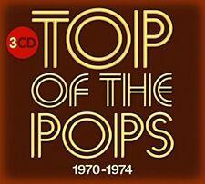 Top of the Pops 3 CD 1970 -1974 ABBA Rod Stewart Elton John The Stylistics +More