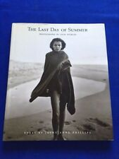THE LAST DAY OF SUMMER - FIRST EDITION SIGNED BY JOCK STURGES