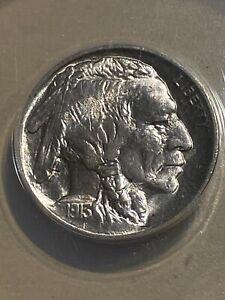 1913 US Buffalo Nickel Type 2 Graded MS65 by ANACS!!