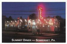 NIGHT VIEW,SUMMIT DINER~N. CENTER AVE.~SOMERSET PA