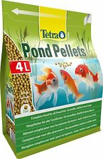 Tetra Pond Fish Pellets 4L / 1030g - Complete Fish Food For Goldfish Koi Orfe