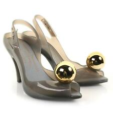 Vivienne Westwood Anglomania Lady Dragon in Gray With Gold Ball US 9 EUR 40
