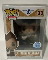 Funko Pop Ad Icons #33 - Cereal Monsters - Count Chocula - Funko Shop Exclusive