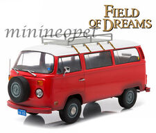 GREENLIGHT 19010 FIELD OF DREAMS MOVIE (1989) 1973 VW VOLKSWAGEN TYPE 2 BUS 1/18