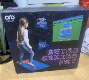 Retro Gaming Mat - 200 Built-in 8-Bit Arcade Games Video TV Classic Machine