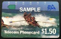 Australia Anritsu Leigh Mardon Placard - Geelong SAMPLE 1 - very rare - free P&H