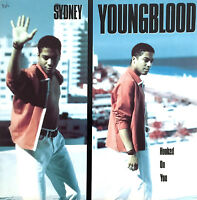 "Sydney Youngblood ‎7"" Hooked On You - France (VG/EX)"