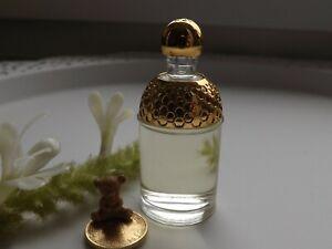 Parfum Miniatur Aqua Allegoria Pamplelune, Guerlain 7,5 ml EdT, Sammlung, Flakon