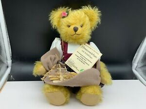 Hermann Teddy Bear 13in Limited Auflage. Top Condition