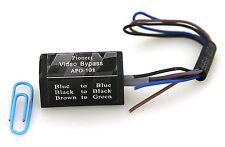 1Pc Brake Video Bypass For All Pioneer 2 Din Avh Models Avh-190Dvd Avh-X490Bs 01