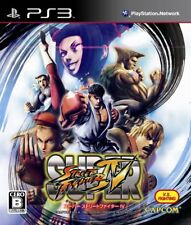 UsedGame PS3 Super Street Fighter IV [Japan Import] FreeShipping