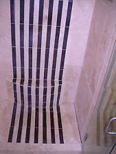Linear Shower Drain Linear Shower Drains - 6 ft avail.w/Fabric Membrane