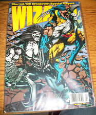 Wizard Magazine February, 1996
