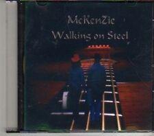 (CD671) McKenzie, Walking On Steel - DJ CD